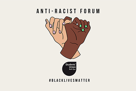 Anti-Racist forum Image