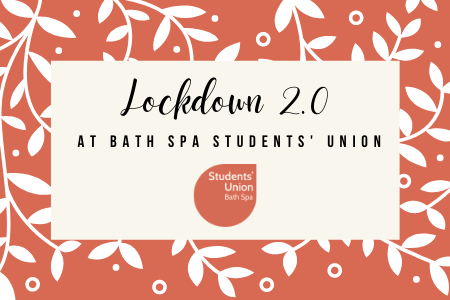 Lockdown 2.0 at your Students' Union Thumbnail